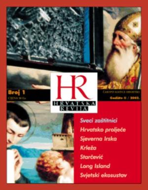 Hrvatska revija 1, 2002.