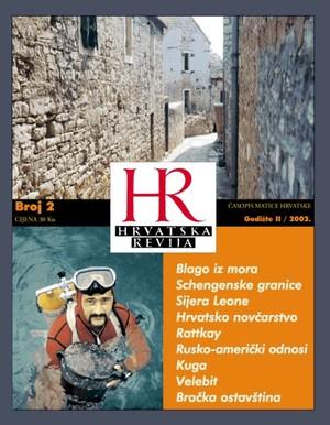 Hrvatska revija 2, 2002.