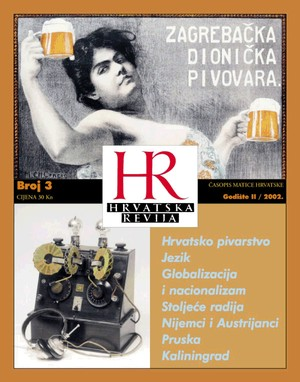 Hrvatska revija 3, 2002.