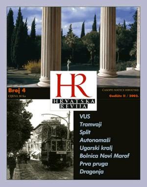 Hrvatska revija 4, 2002.