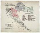 Hrvatske granice nakon Drugoga svjetskog rata 1945–1956.