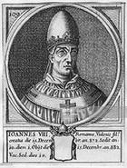 Državne veze između papinstva i Hrvata u 9. stoljeću
