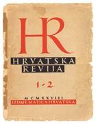 Hrvatska revija u domovini i egzilu  (povodom 90. obljetnice prvog dvobroja)