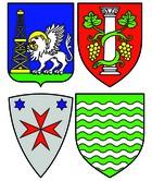 Suvremena hrvatska municipalna heraldika