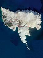 Prostorni i arhitektonski sklop logora  na Golom otoku