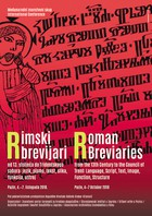 »Rimski brevijari od 13. stoljeća do Tridentskoga sabora«