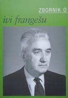 Frangešova Povijest hrvatske književnosti i oko nje