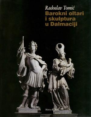 Barokni oltari i skulptura u Dalmaciji