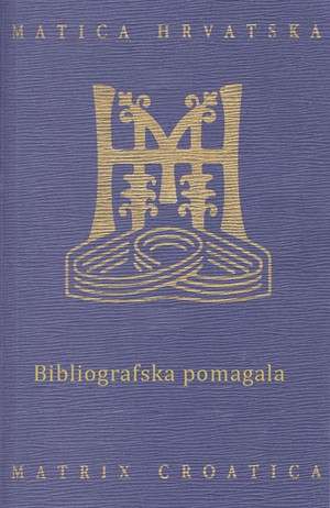MH - bibliografska građa i pomagala