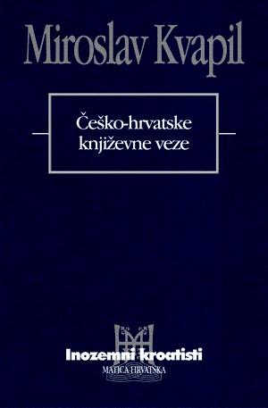 Češko-hrvatske književne veze