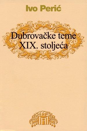 Dubrovačke teme XIX. stoljeća