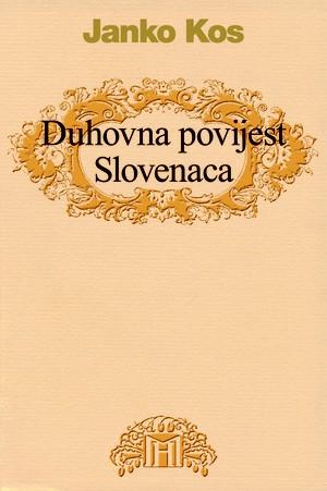 Duhovna povijest Slovenaca