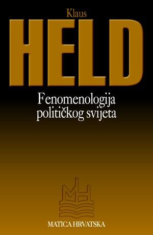 Fenomenologija političkoga svijeta