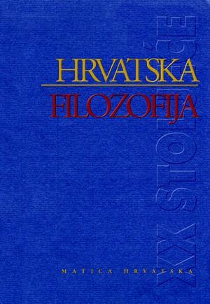 Hrvatska filozofija u XX. stoljeću