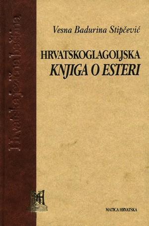 Hrvatskoglagoljska Knjiga o Esteri
