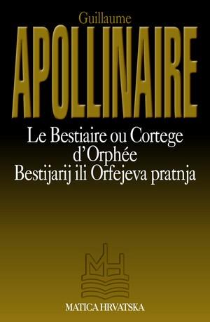 Le Bestiaire ou cortege d'Orphée / Bestijarij ili Orfejeva pratnja
