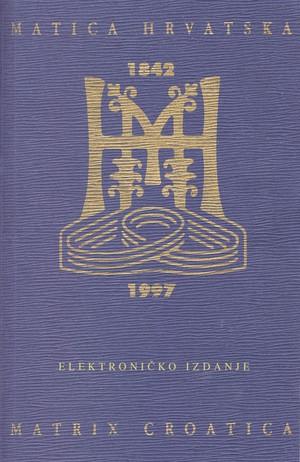 Matica hrvatska 1842-1997