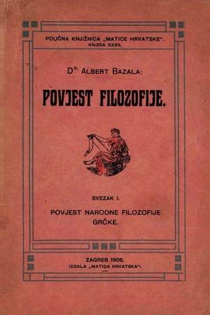 Povijest filozofije I.