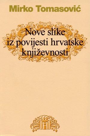 Slike iz povijesti hrvatske književnosti