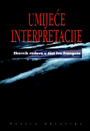 Umijeće interpretacije