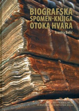 Biografska spomen-knjiga otoka Hvara