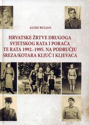 Hrvatske žrtve Drugoga svjetskog rata i poraća te rata 1992-1995. na području sreza/kotara Ključ i Krljevaca