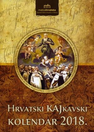 Hrvatski KAJkavski kolendar 2018.