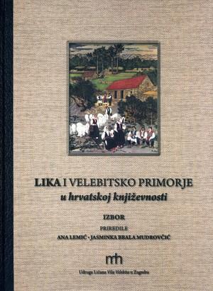 Lika i velebitsko primorje u hrvatskoj književnosti