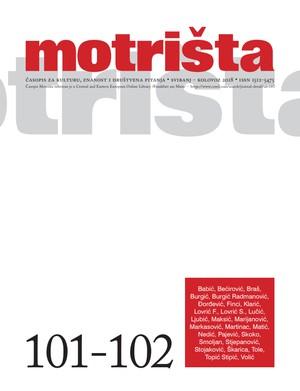 MOTRIŠTA 101-102 (SVIBANJ-KOLOVOZ 2018.)
