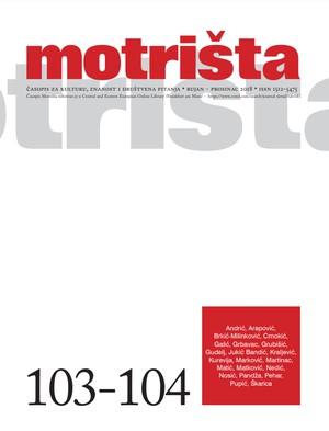 MOTRIŠTA 103-104 (RUJAN-PROSINAC 2018.)