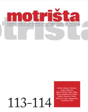 MOTRIŠTA 113-114 (SVIBANJ-KOLOVOZ 2020)