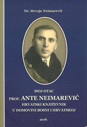 Moj otac prof. Ante Neimarović