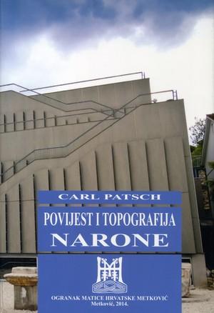 Povijest i topografija Narone