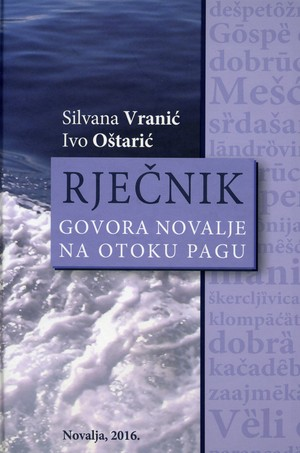 Rječnik govora Novalje na otoku Pagu