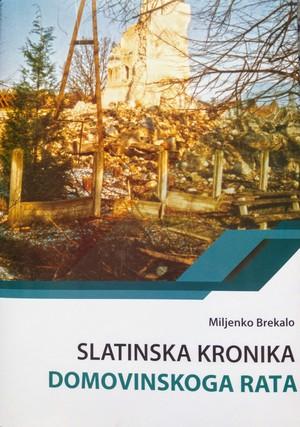 Slatinska kronika Domovinskog rata