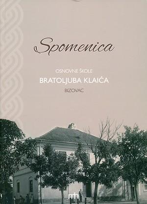 Spomenica Osnovne škole Bratoljuba Klaića Bizovac