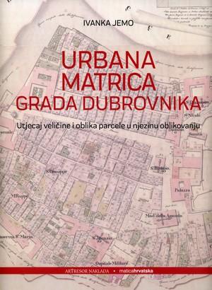 Urbana matrica grada Dubrovnika