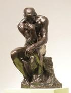 Auguste Rodin, mislilac kiparstva