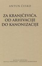 Kapitalno djelo o Kranjčeviću