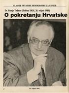 Tuđman i počeci HDZ-a