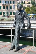 Kamov, Rijeka, avangarda