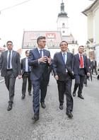 Hrvatsko-kineski pakt ta 21. stoljeće