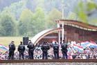 Pouke komemoracije u Bleiburgu