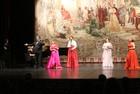 Pet opernih dama  za divljenje
