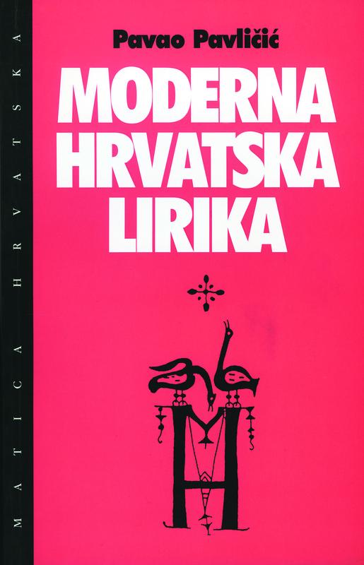 Mala tipologija moderne hrvatske lirike